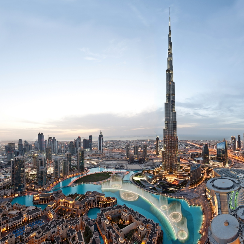Dubai Superlative - Around the World in 80 Brands