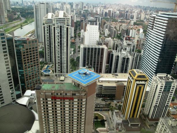 São Paulo - The city of many