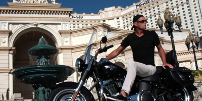 Maarten Schafer - CoolBrands-Lifestyle - Born to be wild