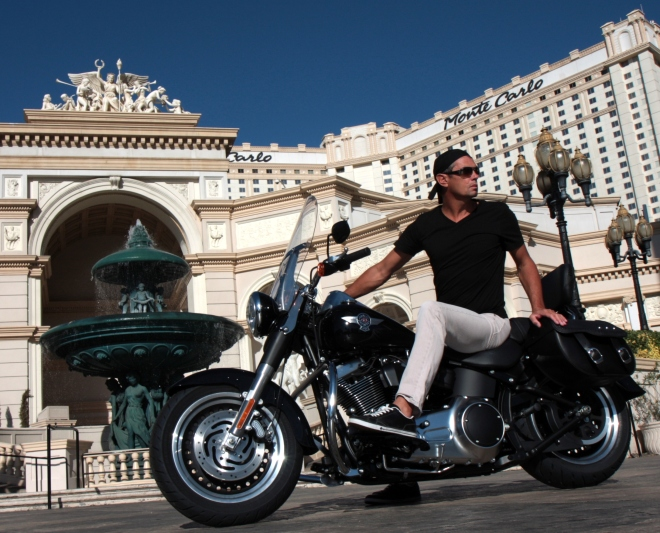 Maarten Schafer - CoolBrands-Lifestyle - Born to be wild
