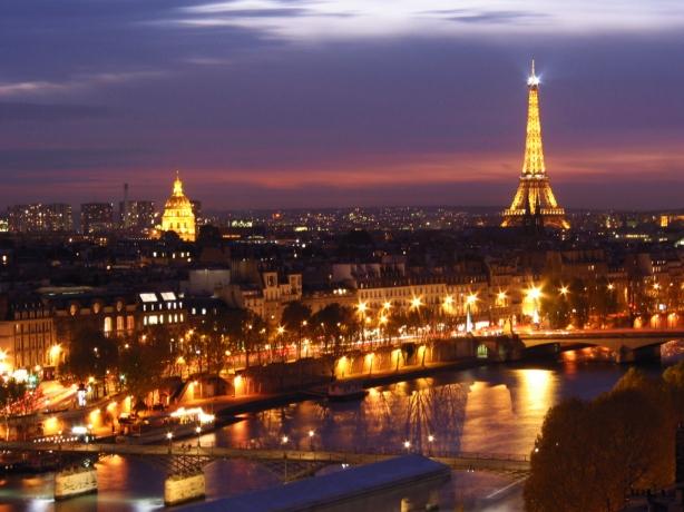 Paris - The culture of strolling