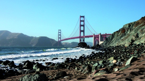 San Francisco - Run for the sunset