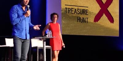Maarten Schäfer and Anouk Pappers - Public speakers - Inspirational - Keynote