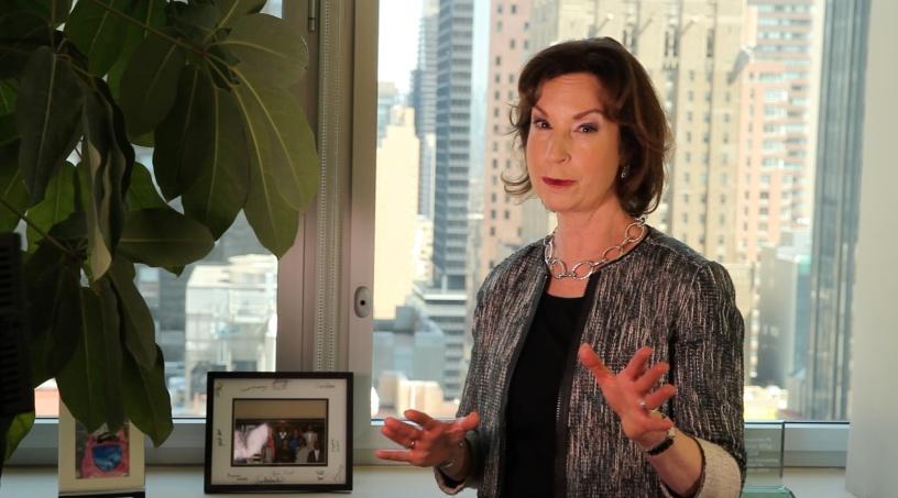 Susan Chadick - About Transition
