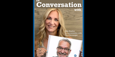 Julie Roehm in conversation with Tim Clevenger